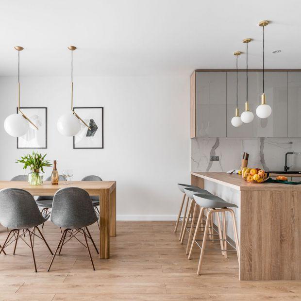 Klimatyczne mieszkanie w nowoczesnym stylu