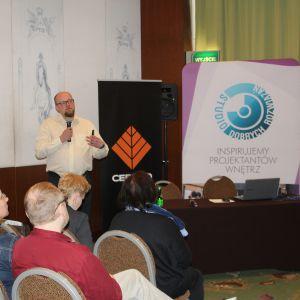 Prezentacja partnera głównego: Adam Sieczka, specjalista ds. szkoleń, firma Cerrad
