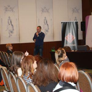 Prezentacja partnera: Dariusz Jędrzejczak, kierownik działu handlowego i marketingu, firma Mochnik