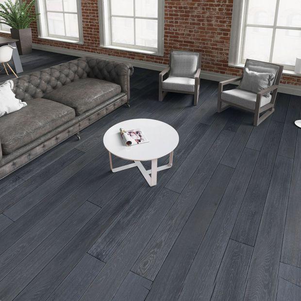 Podłogi w salonie – wiosenne eko trendy