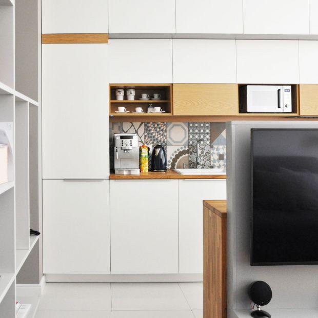 Pomysłowe mieszkanie na Bemowie – wyjątkowy projekt