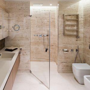 Nowoczesna łazienka Z Prysznicem 12 Pomysłów Architektów