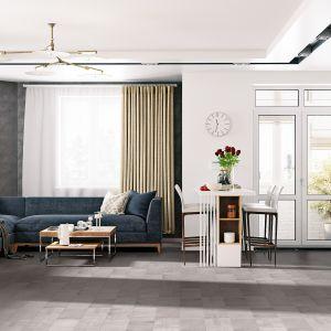 Kolekcja paneli Villa - 4V Beton. Fot. RuckZuck