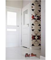 Mieszkanie dla pary zostało dopracowane w każdym calu - zarówno pod kątem estetyki, jak i funkcjonalności. Projekt i zdjęcia: Dominika Wojciechowska / NIDUS interiors
