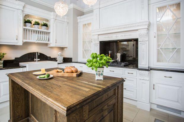 Modna kuchnia: doceń jakość drewnianych mebli