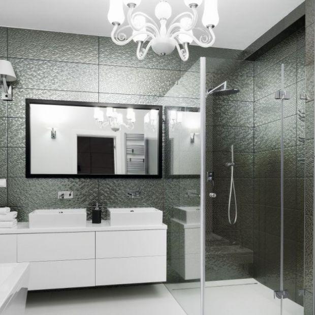 12 modnych pomysłów na oświetlenie łazienki