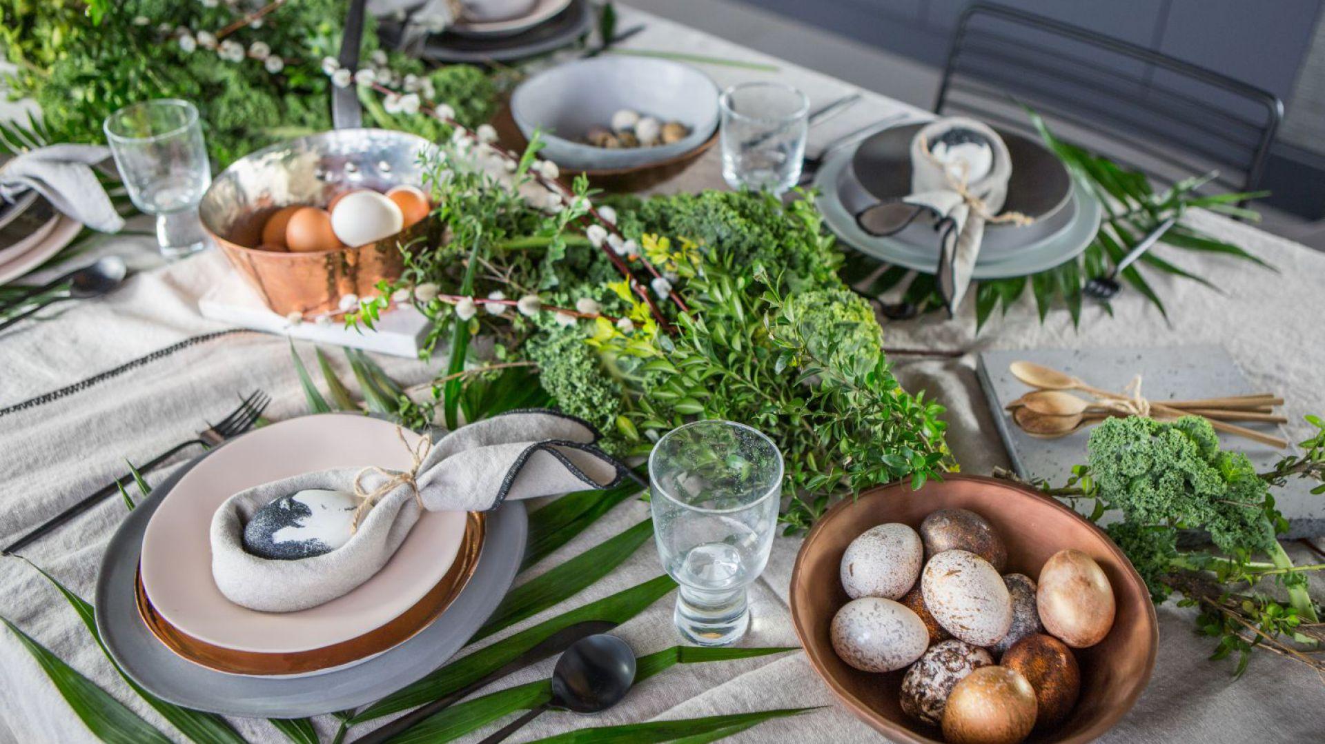 Wielkanocny stół w trzech odsłonach. Zdjęcia i stylizacja: Decoroom