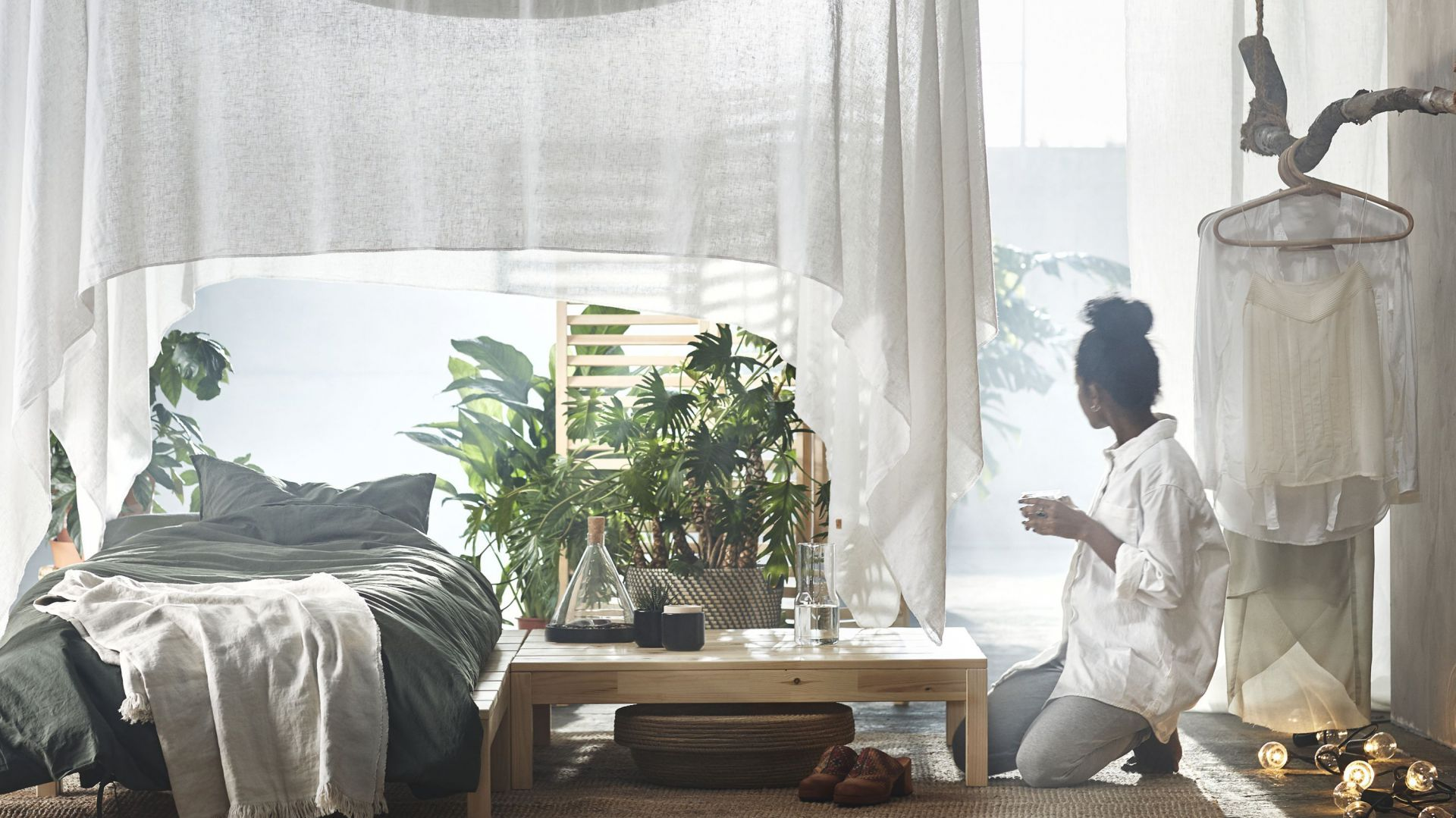 Seria Hjärtelig zaprojektowana przez Andreasa Fredrikssona i Maję Ganszyniec. Fot. IKEA