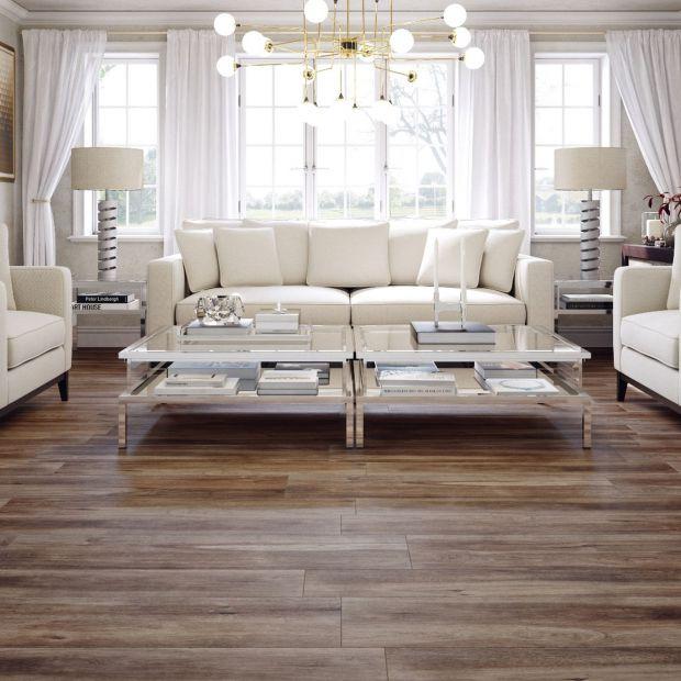 Gres czy drewno na podłodze - nie musisz wybierać