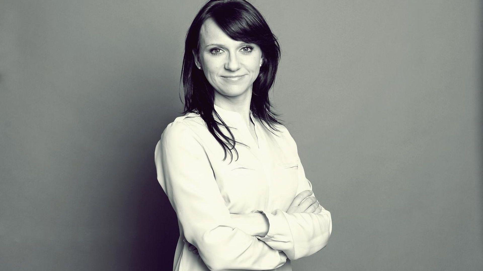 Architekt Dorota Maksymowicz, właścicielka interdyscyplinarnego biura projektowego The Space.jpg