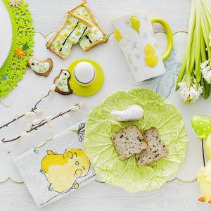 Wielkanocy stół . Fot. Home&You