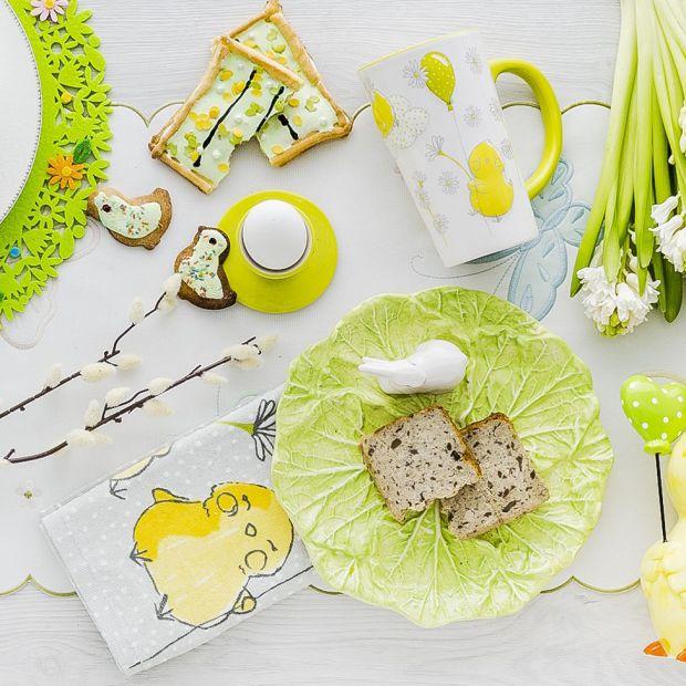 Wielkanocny stół - 5 pomysłów na dekorację