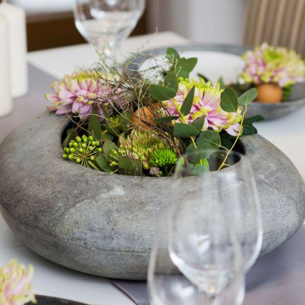 Wielkanocne dekoracje - chryzantema będzie trendy!
