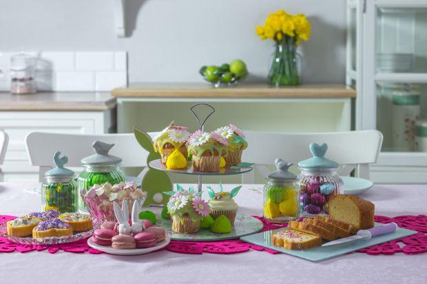 Wielkanoc w domu - dodatki i akcesoria w kolorach wiosny