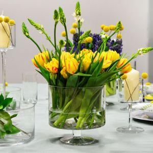 Wiosenne inspiracje: salaterka ServoLine. Fot. Krosno