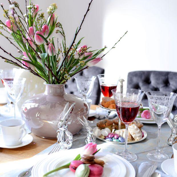 Wielkanocny stół - 15 pięknych stylizacji