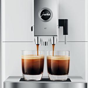 Ekspres do kawy A7 dostępny w ofercie firmy Jura. Fot. Jura