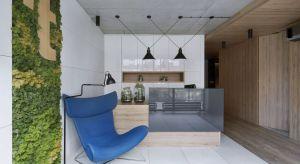 Architekci, których pasją i jednocześnie pracą jest projektowanie wnętrz, podeszli niezwykle kreatywnie do zaaranżowania własnej przestrzeni. Wnętrza warszawskiej siedziby pracowni Tremend powstały w wyniku połączenia stylu industrialnego i nur