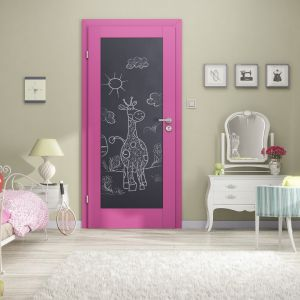 Drzwi wewnętrzne z kolekcji Happy. Fot. POL-SKONE