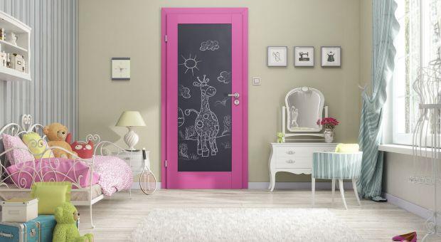 Drzwi wewnętrzne - warto postawić na kolor