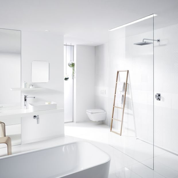 Modna łazienka - minimalistyczne wyposażenie jest na topie