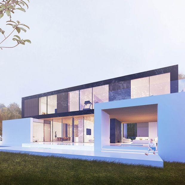 Smart House. Zobacz nowy projekt autorstwa BXBstudio Bogusław Barnaś