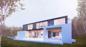 Smart House to zwarty, nowoczesny budynek o minimalistycznej formie architektonicznej, który został wyposażony w liczne systemy inteligentnego sterowania.