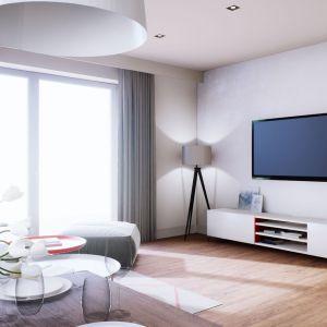 Architekci z wrocławskiej pracowni projektowej zadbali, aby każdy z domowników czuł się komfortowo, swobodnie i bardzo przytulnie. Dom Mini 3. Fot. Pracownia Projektowa Archipelag