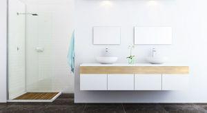 Materiały wykończeniowe do łazienek powinny charakteryzować się większą wytrzymałością, niż te, które stosujemy w innych pomieszczeniach.