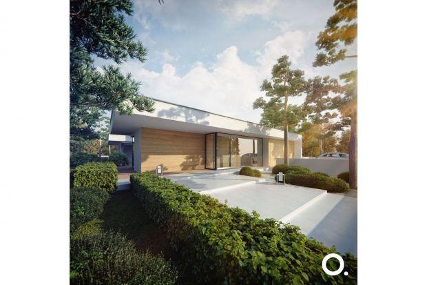 Komfortowy dom w kontakcie z naturą