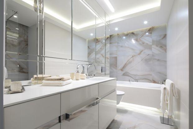 Funkcjonalna łazienka - zobacz gotowy projekt