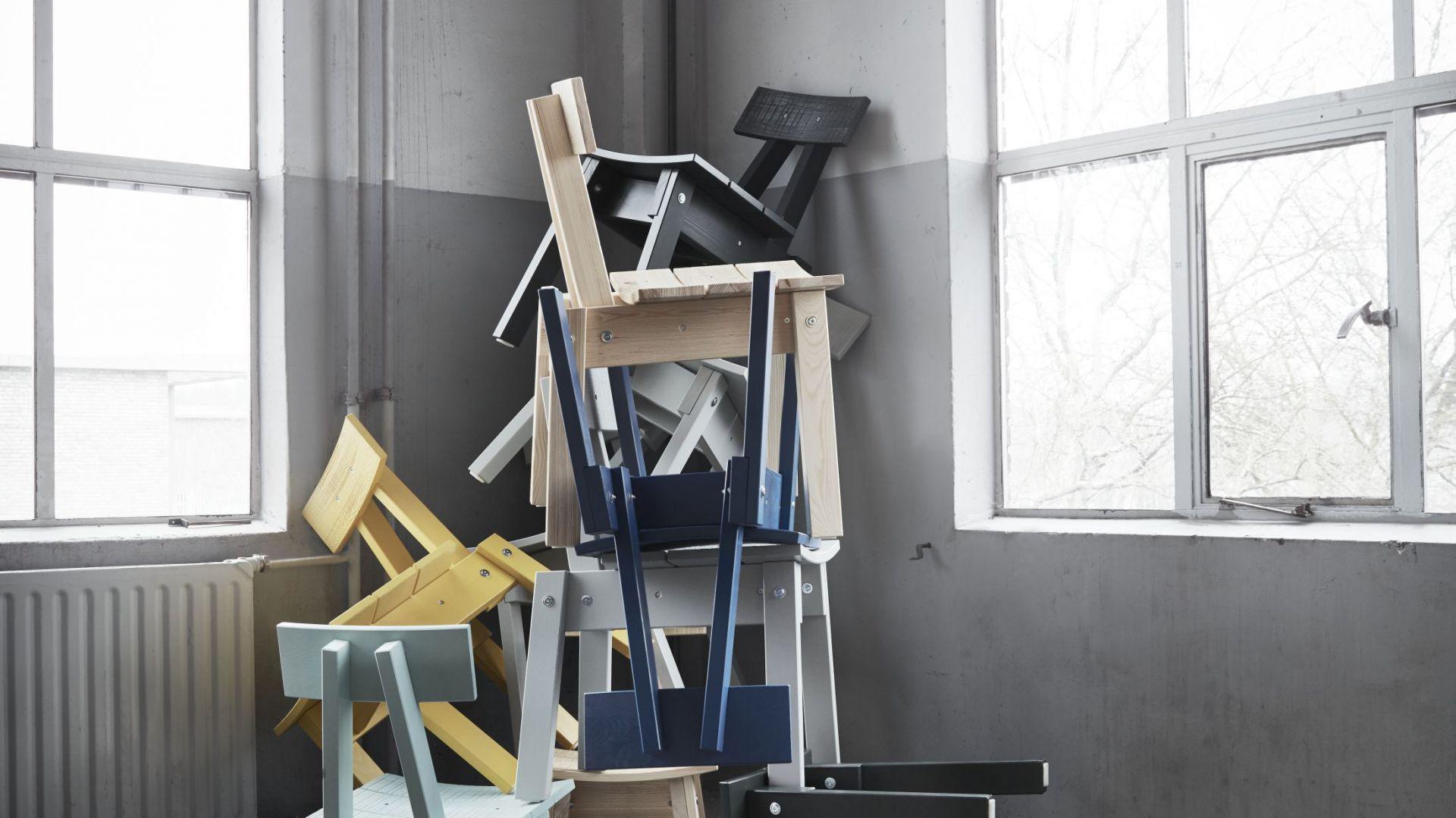 Kolekcja Industriell to efekt współpracy z holenderskim projektantem Pietem Hein Eekiem. Fot. IKEA