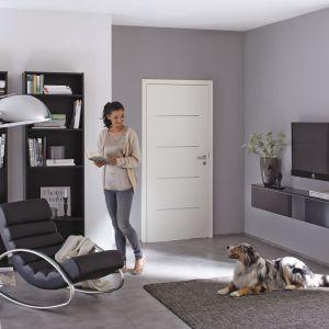 Na zdj. drzwi wewnętrzne z serii Design, model Plain. Fot. Hörmann
