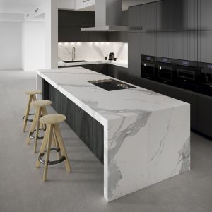 Płytki ceramiczne do kuchni. Kolekcja Linetop. Fot.  Apavisa