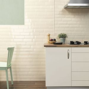 Płytki ceramiczne do kuchni. Kolekcja Reinvent. Fot.  Natucer