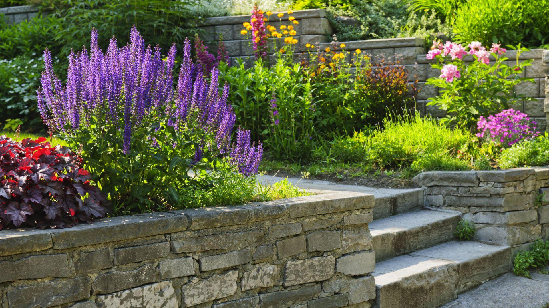 Mała architektura ogrodowa - projektujemy schody. Fot. Shutterstock
