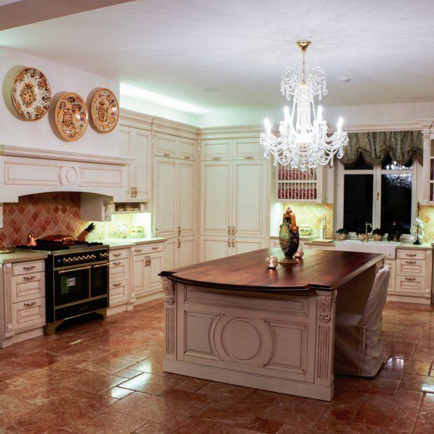 Luksus w kuchni - nie bój się przepychu