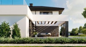 Mieszkańcy domów jednorodzinnych uwielbiają słoneczne tarasy wypoczynkowe. Stały się one niemal obowiązkowym elementem architektonicznym, łączącym dom z ogrodem.
