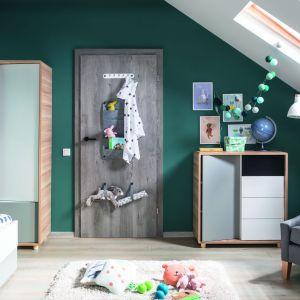 Pomysł na drzwi wewnętrzne. Drzwi Vox Smart. Fot. VOX