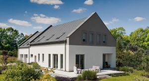 Dachówki w odcieniach szarości to niesłabnący trend na rynku pokryć dachowych. Miłośników nowoczesnej, minimalistycznej architektury z pewnością ucieszą nowości w tym segmencie.