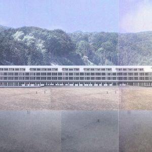 Hotel z zapleczem rekreacyjnym w Międzyzdrojach. Projekt: Bielenis Architektura + S.LAB architektura Tomasz Sachanowicz