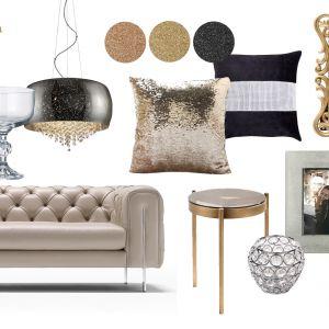 Pomysł na prezent. Dodatki w stylu glamour. Fot. Agata S.A.