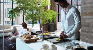 Nowoczesne baterie i zlewozmywaki stają w centrum współczesnej kuchni. Nie tylko pomagają w codziennych pracach, ale też dbają o dobry wizerunek przestrzeni roboczej.