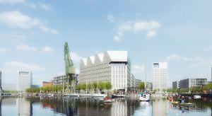 Projektowanie zabudowy Półwyspu Drewnicai dawnych terenów stoczniowych w Gdańsku powierzone zostało pracowni architektonicznej Jems Architekci. Na tym obszarze ma powstać dzielnica Młode Miasto - wspólna przestrzeń, otwarta dla każdego.
