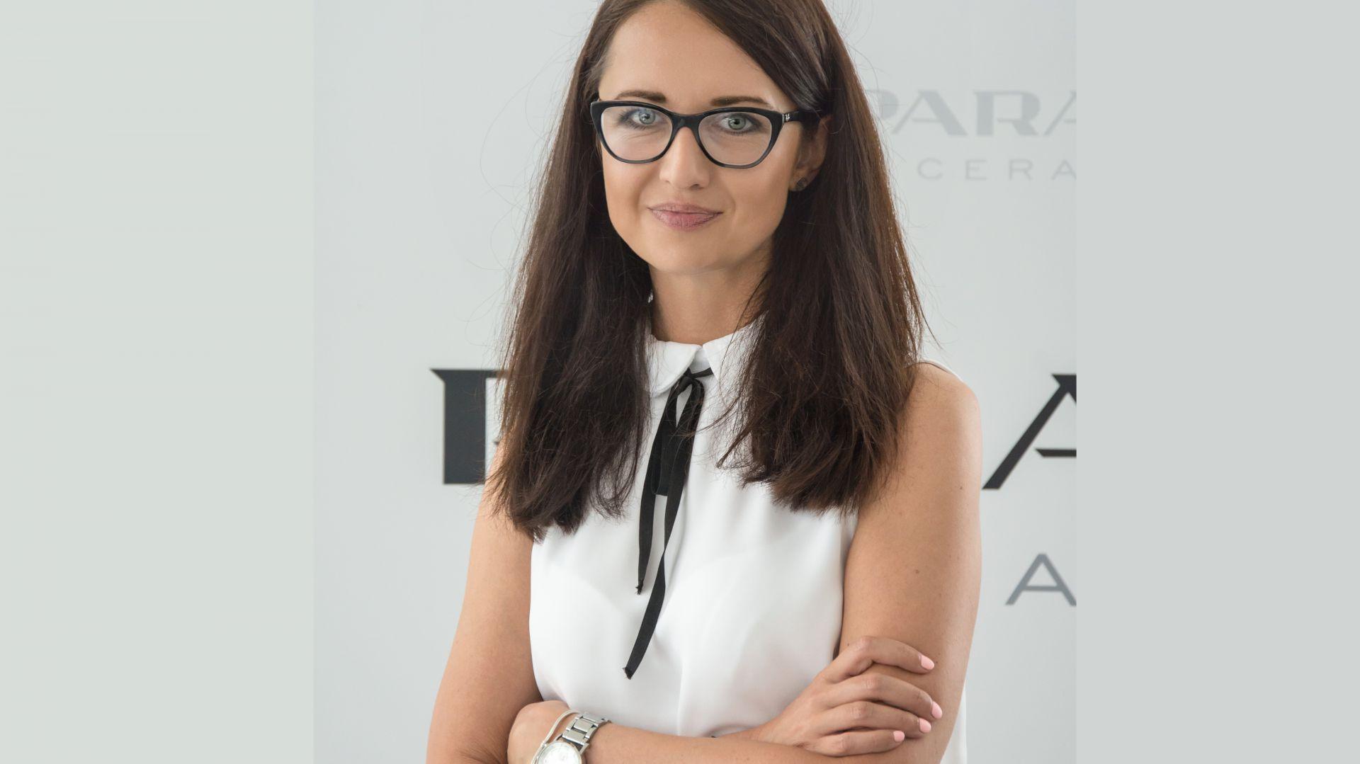 Karolina Wesołowska, dyrektor marketingu, ceramika paradyż.jpg