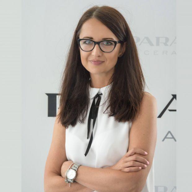 Karolina Wesołowska na Forum Branży Łazienkowej
