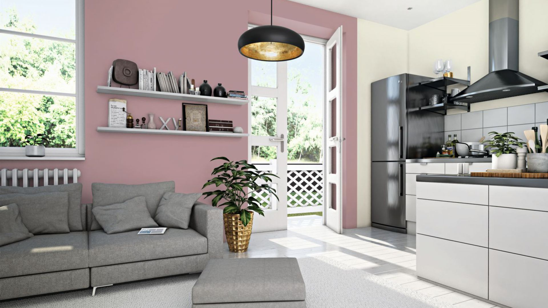 Nowe Kolory Smart Paint. Fot. Bondex