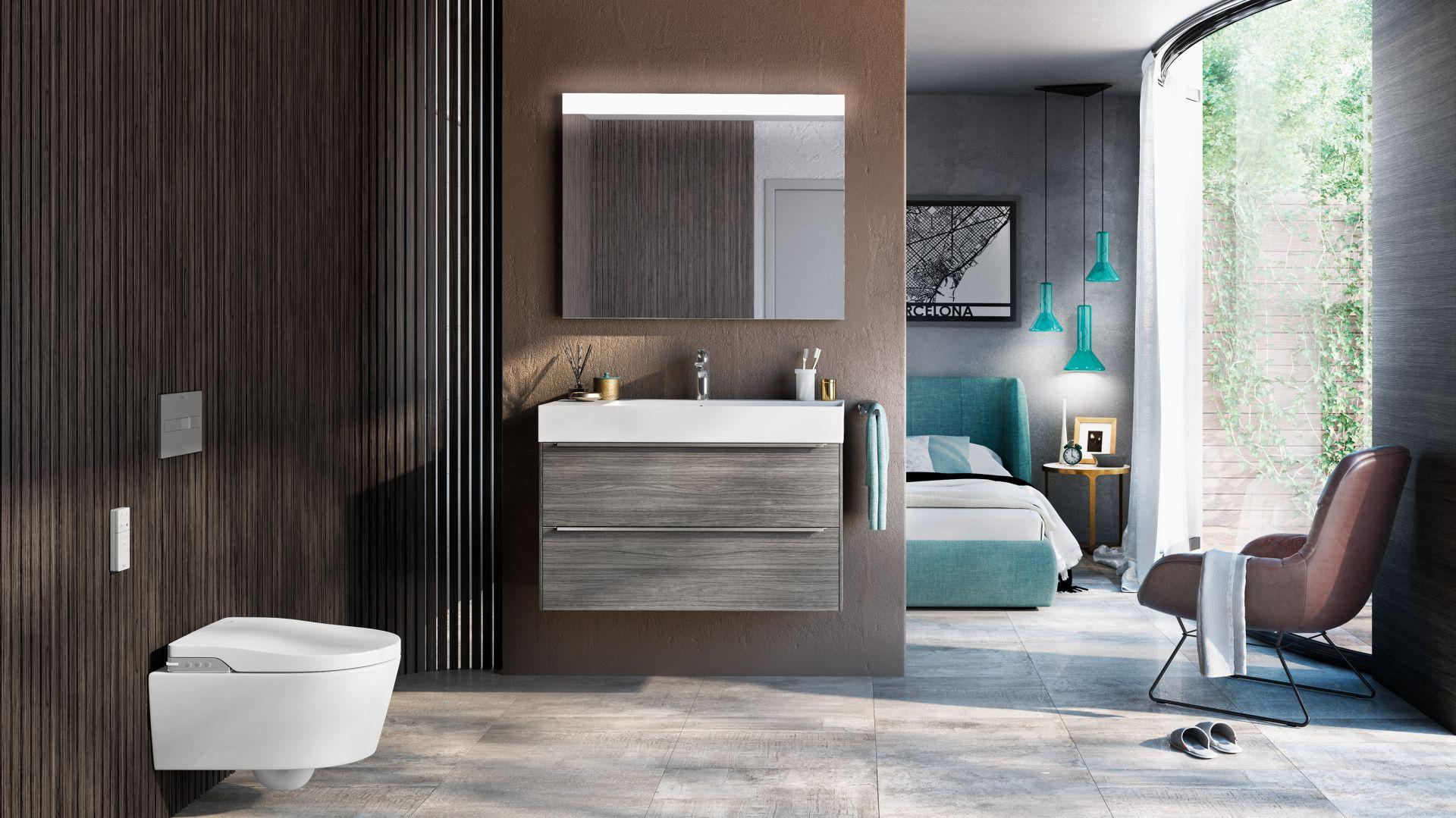 Ceramika sanitarna z serii Inspira. Fot. Roca