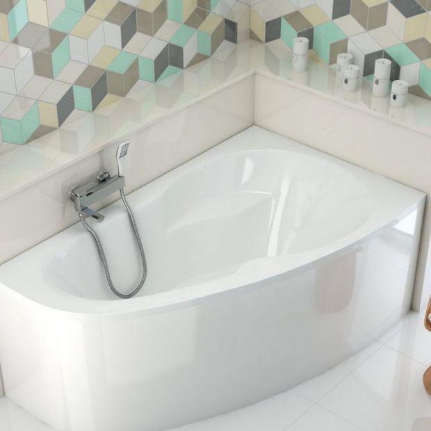 Wanna czy prysznic? Zobacz produkty do małej łazienki