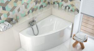 Bez względu na to czy jesteście zwolennikiem szybkiego prysznica czy kąpieli w wannie nie musicie rezygnować z wygody. W aktualnej ofercie wyposażenia znajdziecie idealne rozwiązania do małej łazienki.